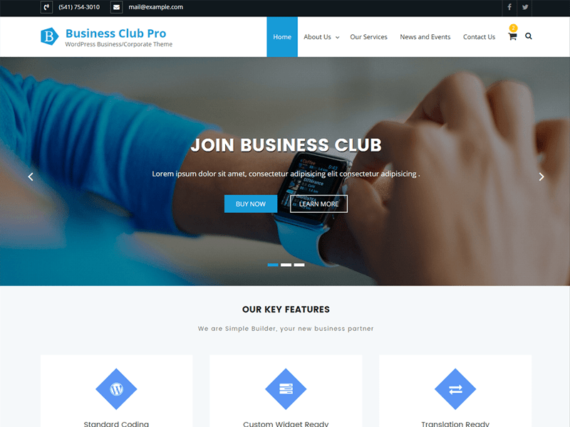 Business Club Pro