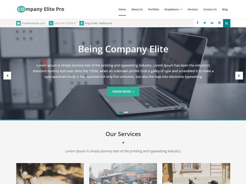 Company Elite Pro