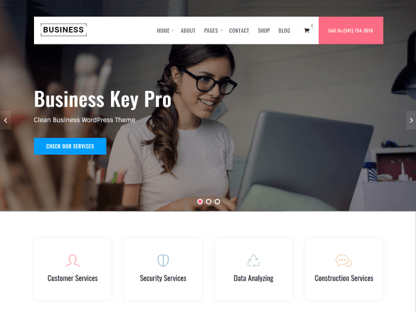 Business Key Pro